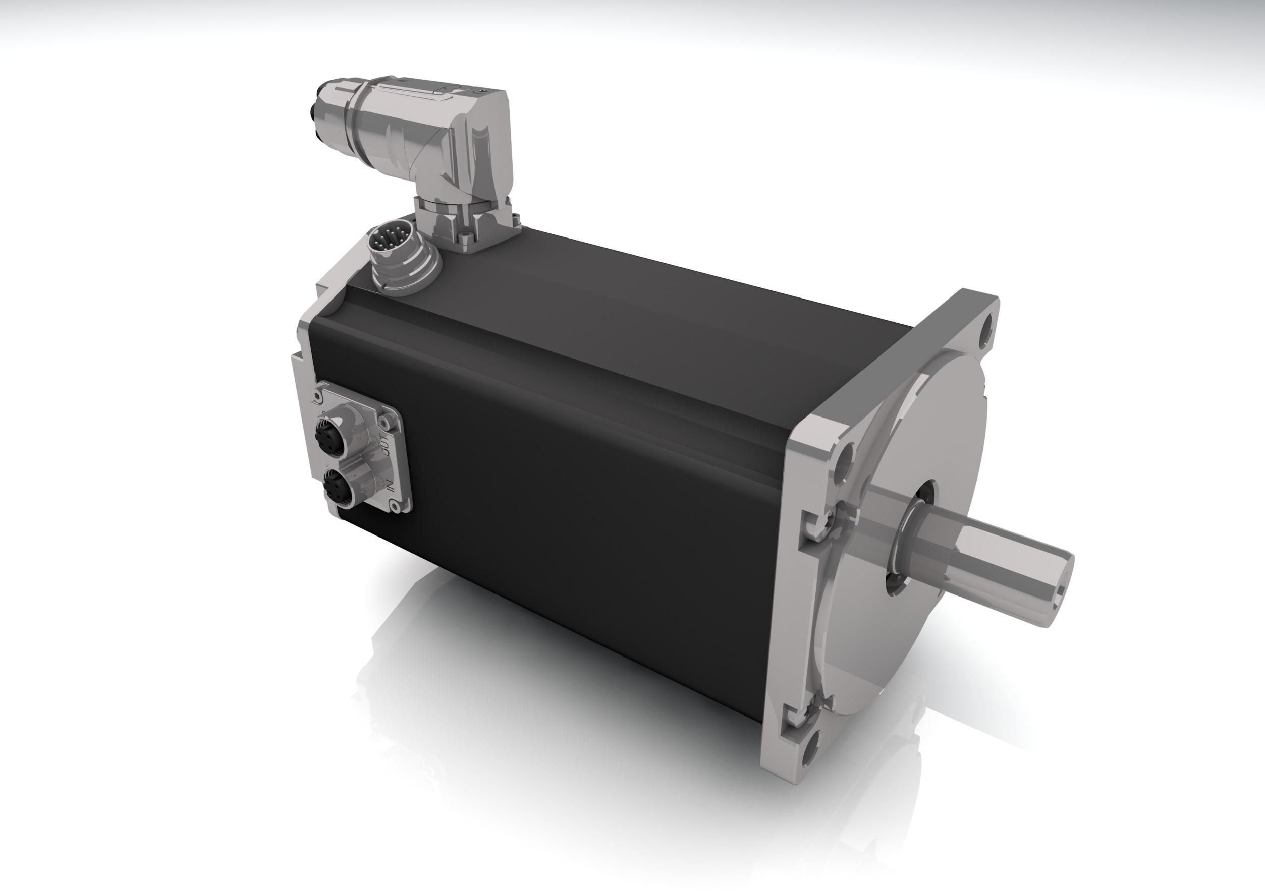 silnik BLDC BG95 PN z Profinet