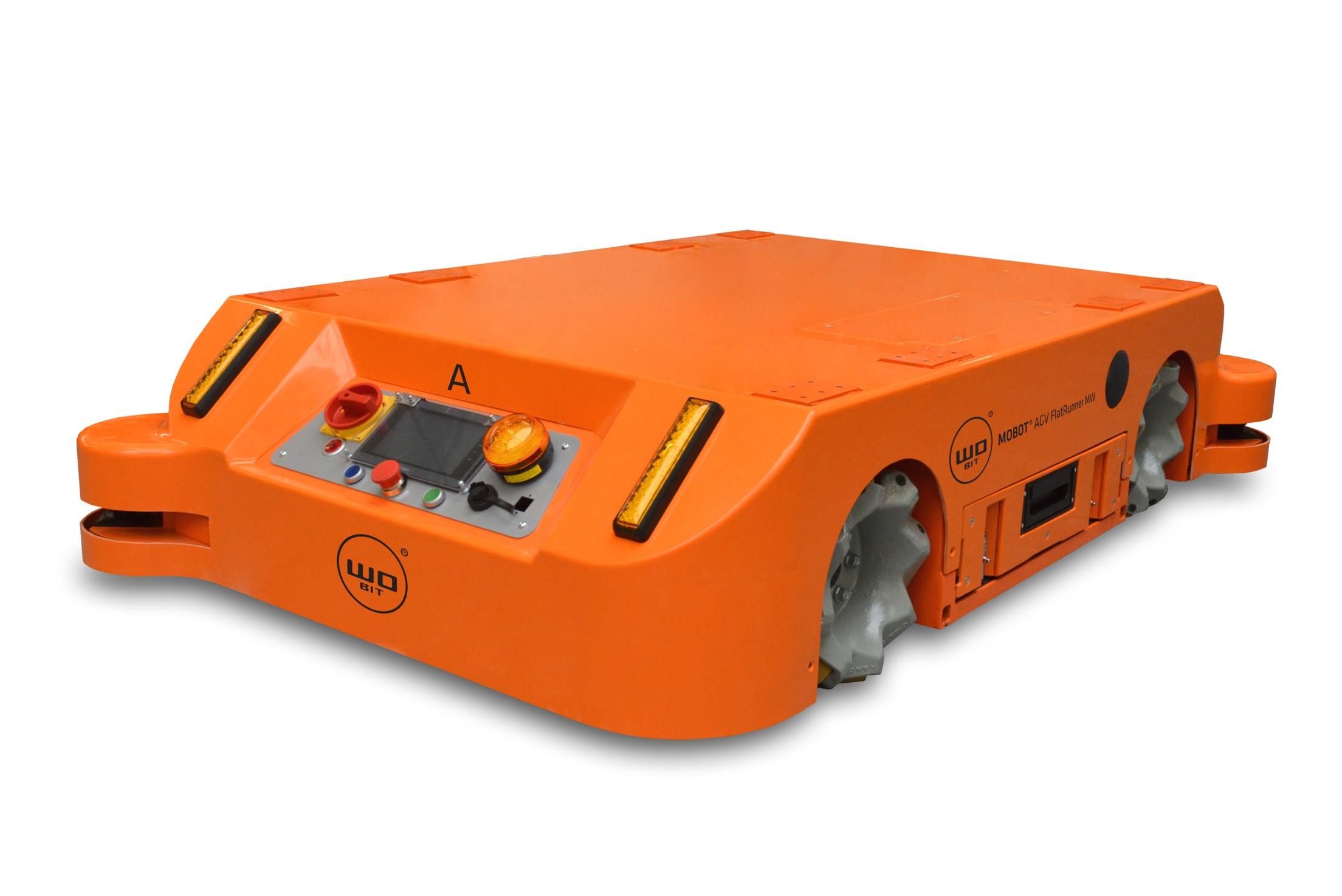 AGV MW robot mobilny