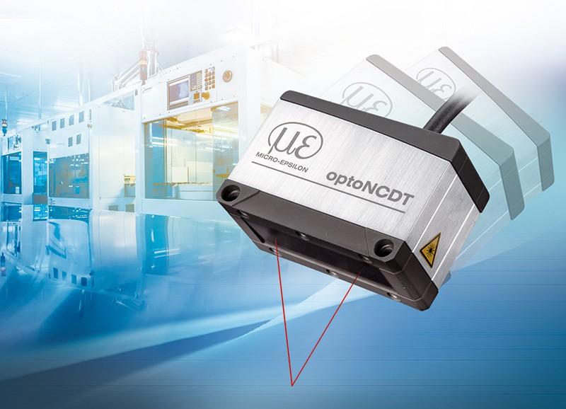 czujnik laserowy triangulacyjny optoNCDT 1900