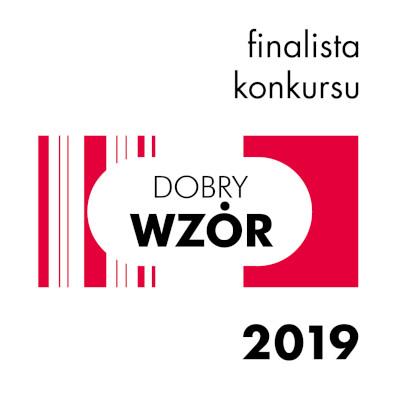 Finalista konkursu &qout;Dobry Wzór 2019&qout;