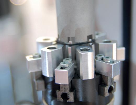 Chwytak domontowania elementów typu O-ring serii GS