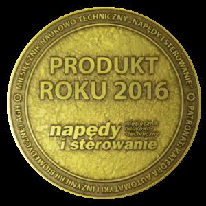 Produkt Roku 2016 - Napędy i Sterowanie