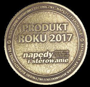 Produkt Roku 2017 - Napędy i Sterowanie