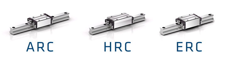 comparison of linear guides cpc