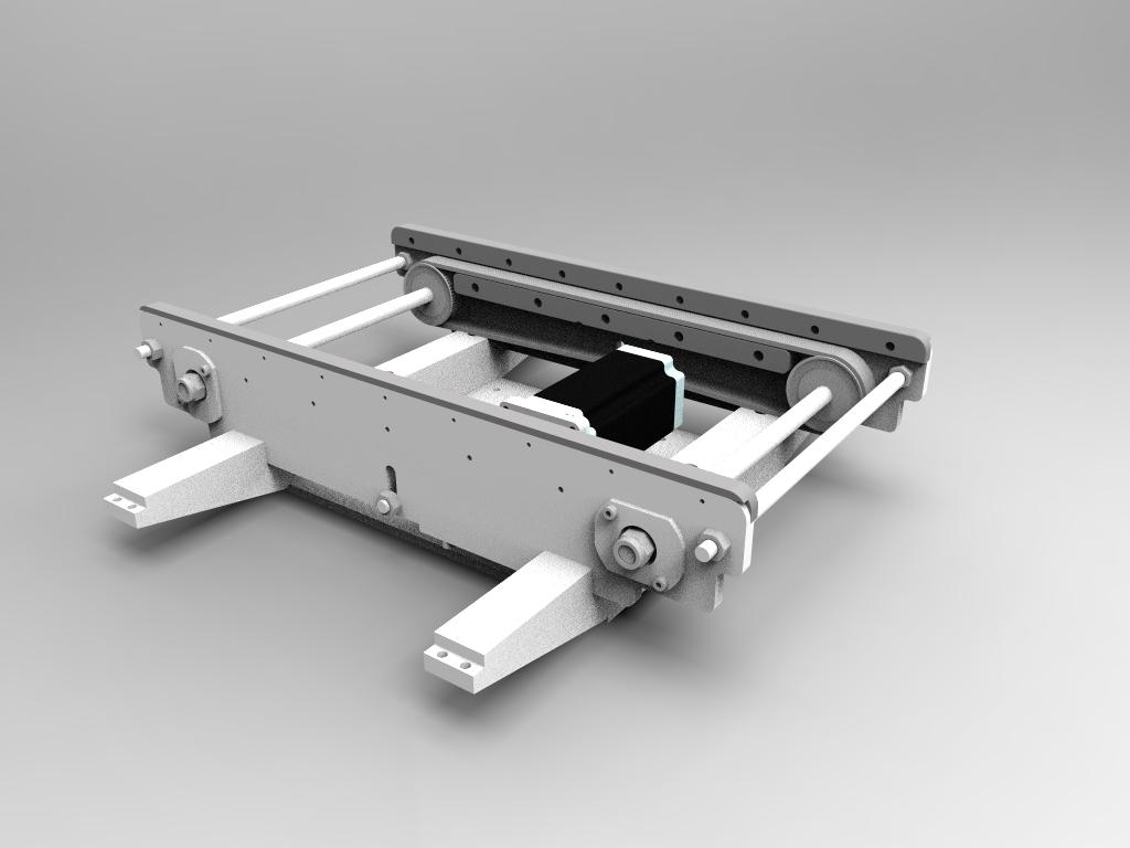 Moduł boczny dotransportu ramek 240 mm