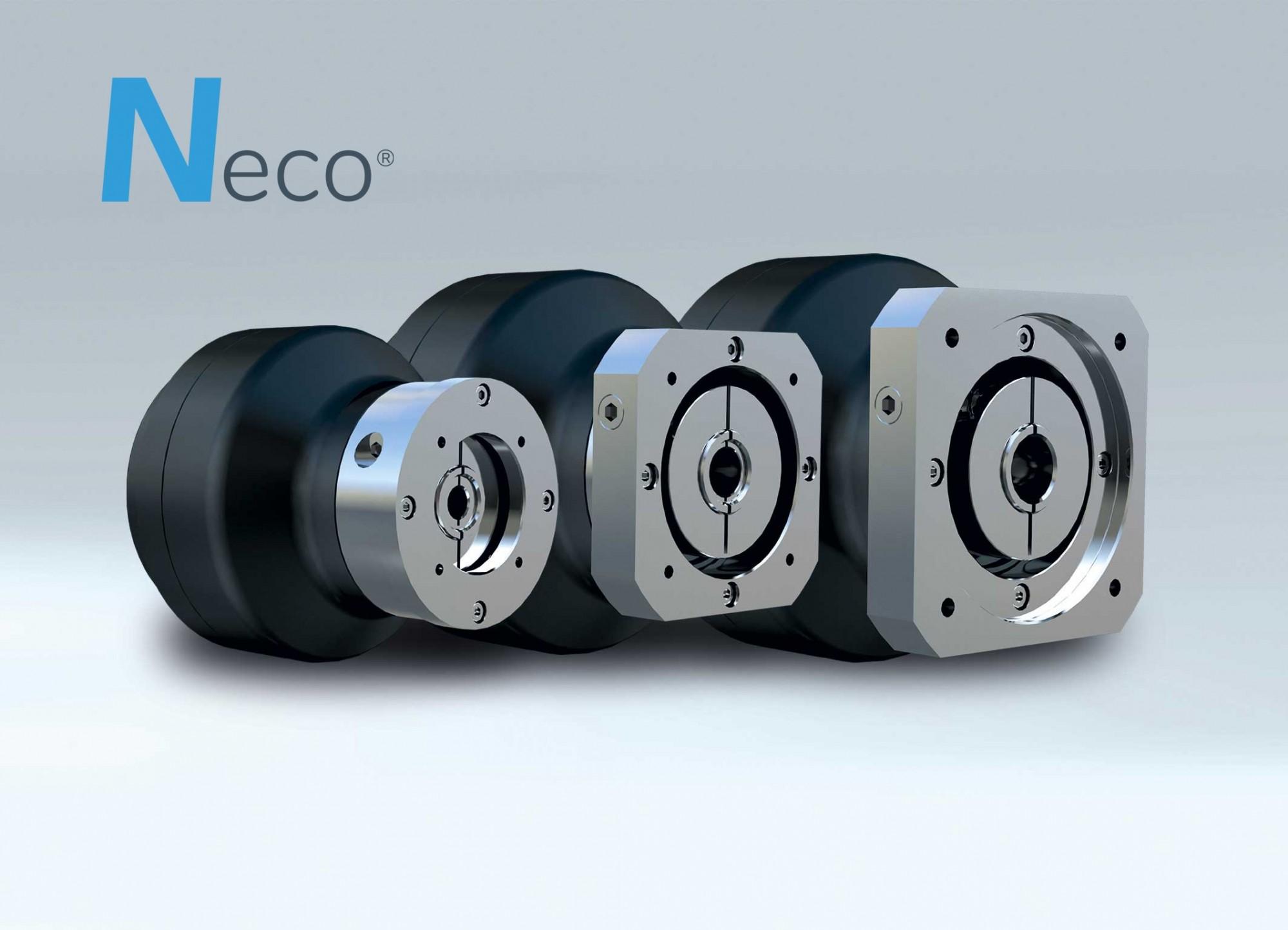 Neco® - nowa generacja przekładni cykloidalnych
