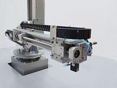 Automatyzacja procesów - Pick&Place