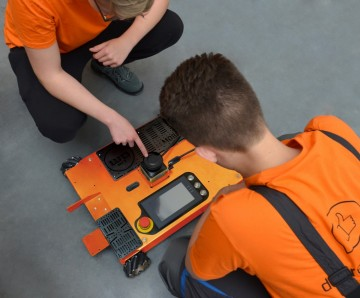 MOBOT®iązani eduRunner MW – nowe rozwe do nauki robotyki mobilnej