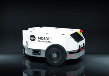 MOBOT® TRANSPORTER - nowoczesny transport mobilny odpowiadający napotrzeby  klientów.