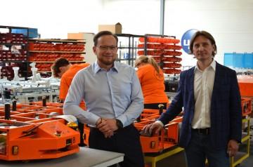 WObit Mobile robots Przemysław Degórski and Jacek Ober