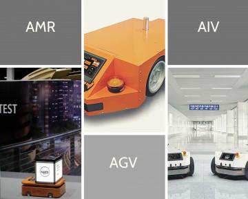 AMR AGV AIV