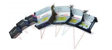 Laserowe czujniki triangulacyjne