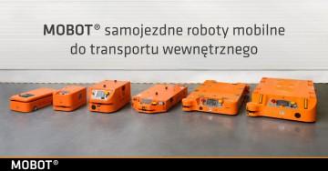 autonomiczne roboty mobilne MOBOT
