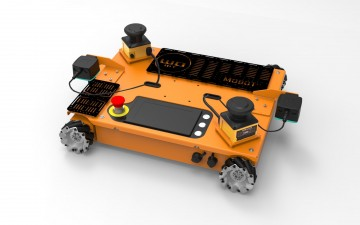 MOBOT® eduRunner MW - a new solution for learning mobile robotics