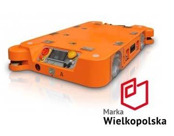 Robot mobilny MOBOT® AGV FlatRunner MW Light