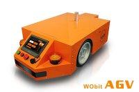 Robot przemysłowy AGV