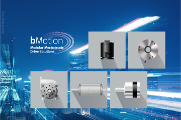 bMotion - choose the right drive faster, easier and safer