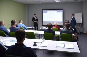 Specjaliści WObit podzielili się wiedzą zzakresu nowoczesnych technologii pomiarowych