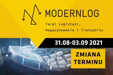 Targi Modernlog przeniesione natermin 31.08-03.09 2021 roku