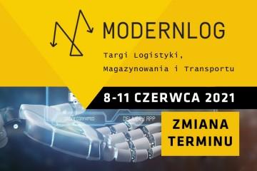Targi Modernlog przeniesione natermin 8-11 czerwca 2021 roku