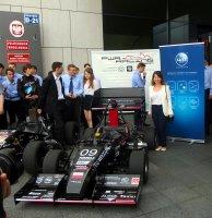 WObit zwizytą napremierze nowego bolidu PWR Racing Team