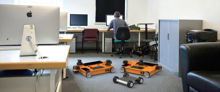 Mobilne roboty edukacyjne MOBOT®