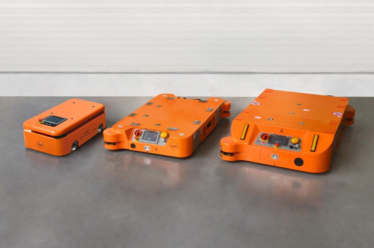 Roboty mobilne MOBOT® AGV MW