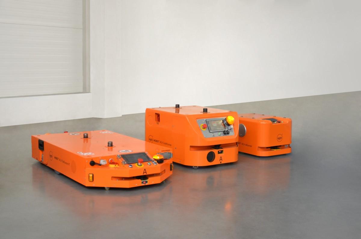 Roboty mobilne MOBOT® AGV