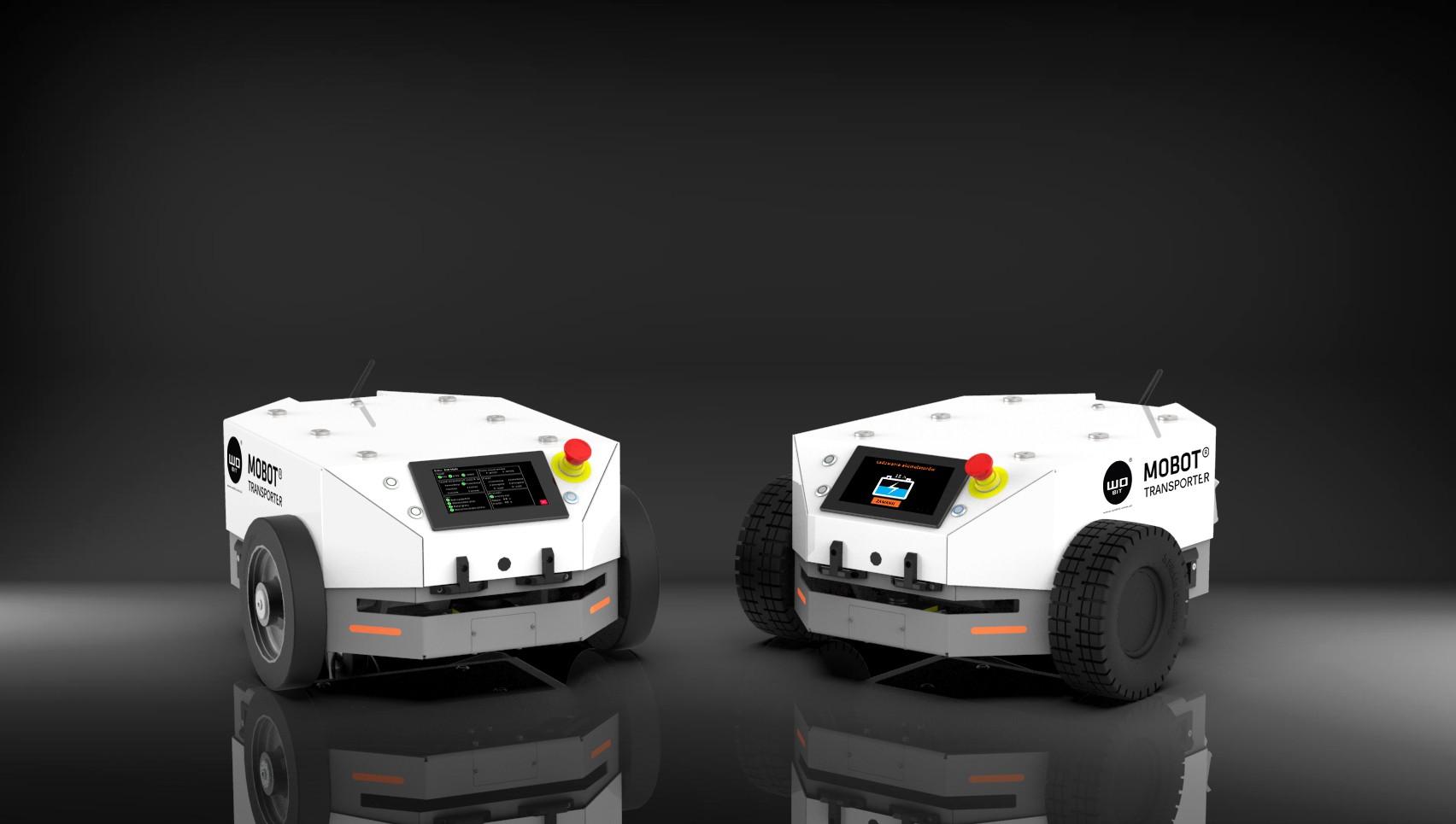 Roboty mobilne MOBOT® TRANSPORTER