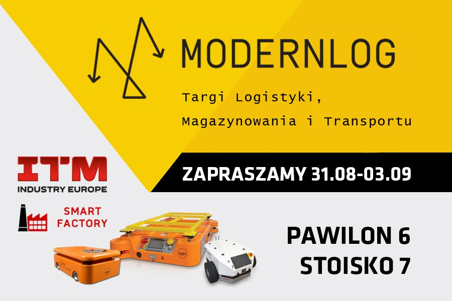 Zapraszamy natargi Modernlog 2021