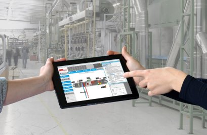 Optimization ofindustrial process management