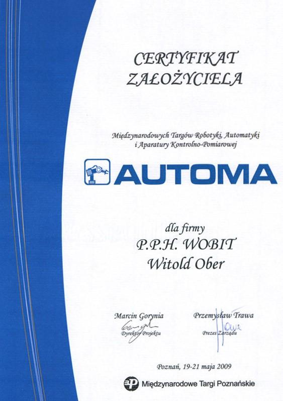 Automa 2009
