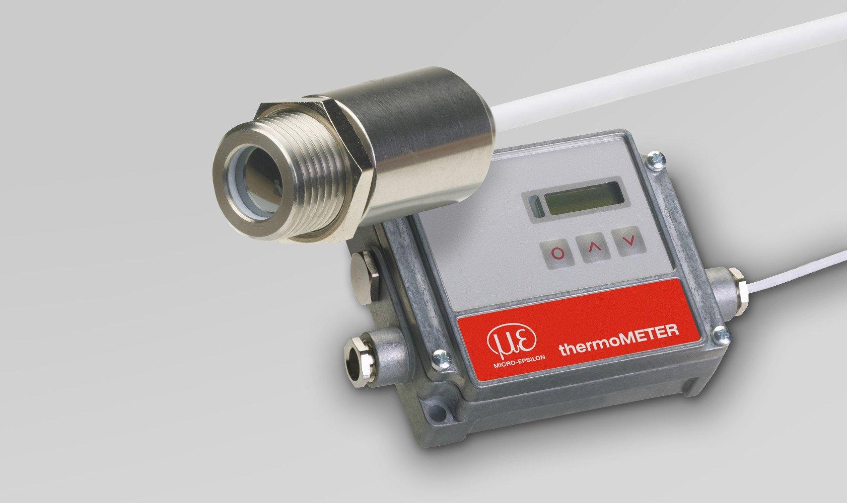 Bezkontaktowy pomiar temperatury i termowizja