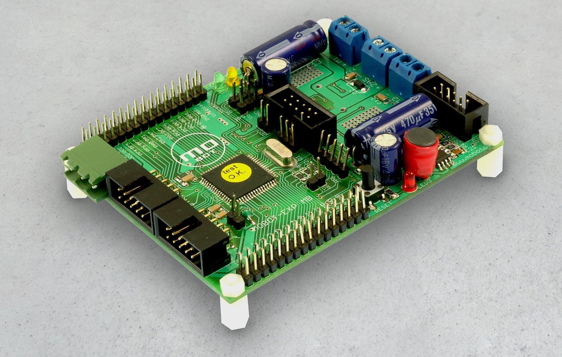 Elektronika mobot