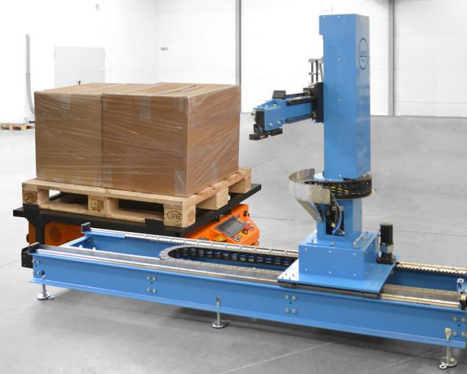 Roboty przemysłowe