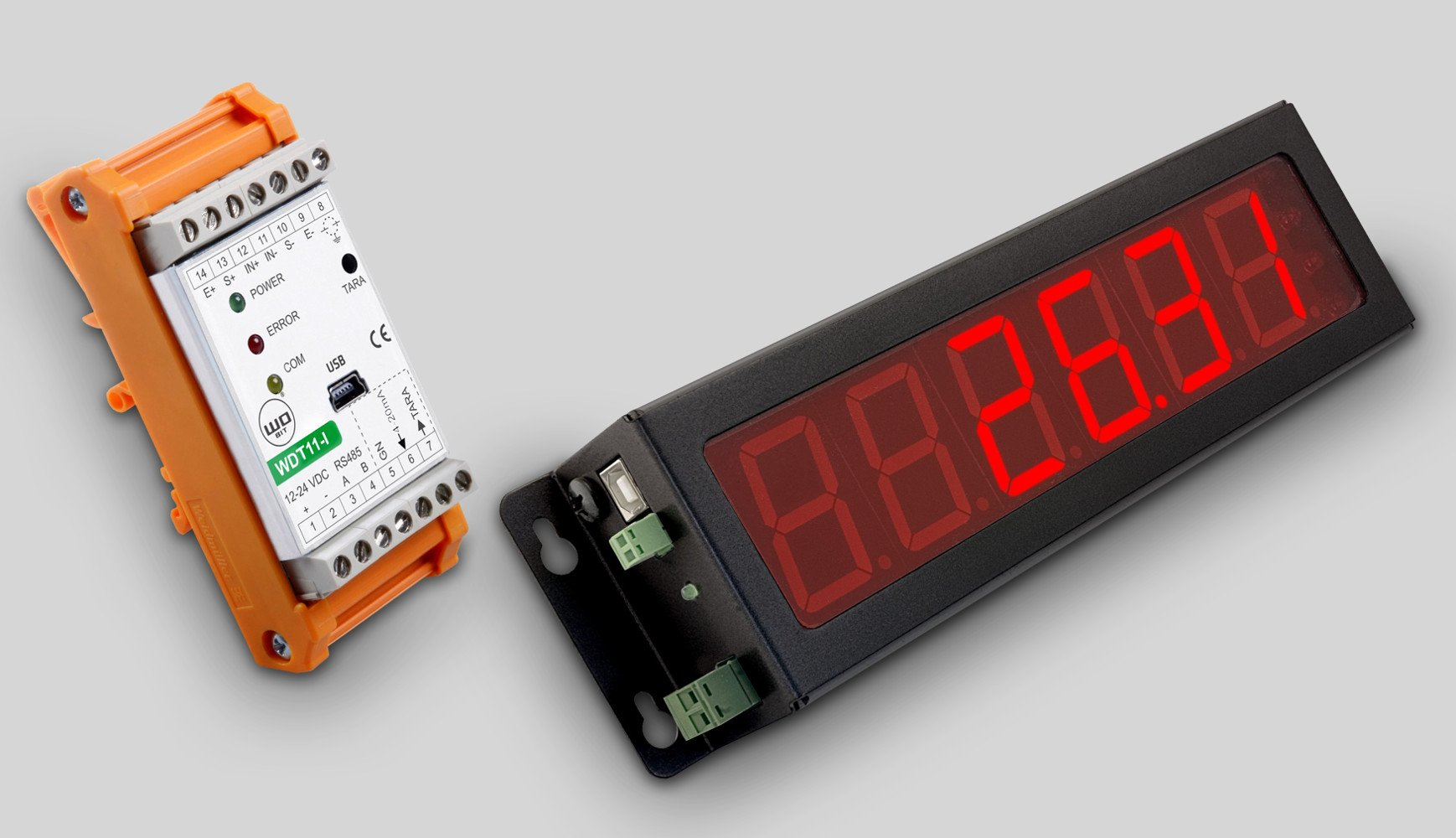 Urządzenia pomiarowe