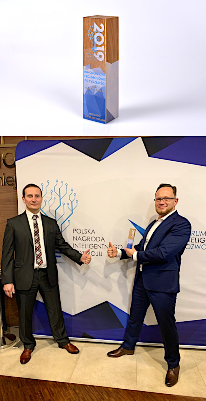 WObit otrzymał Polską Nagrodę Inteligentnego Rozwoju