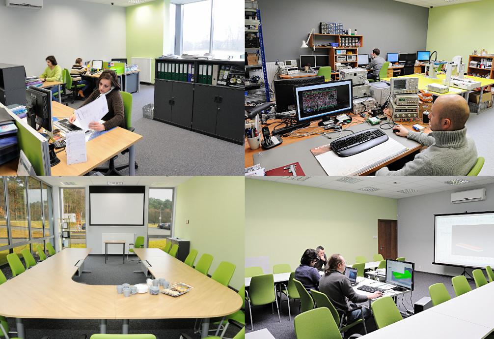 Przenosiny do nowoczesnej siedziby w Dęborzycach w gminie Pniewy. W nowym budynku mieszczą się m.in. sale konferencyjne i szkoleniowe oraz wygodne pomieszczenia dające optymalne warunki do pracy.