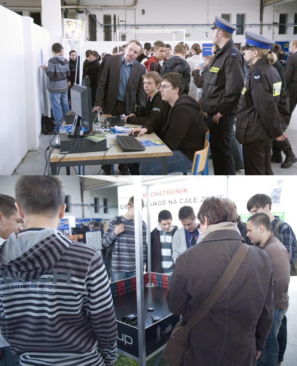 WObit współorganizuje Piknik Techniki promujący mechatronikę wśród młodzieży.