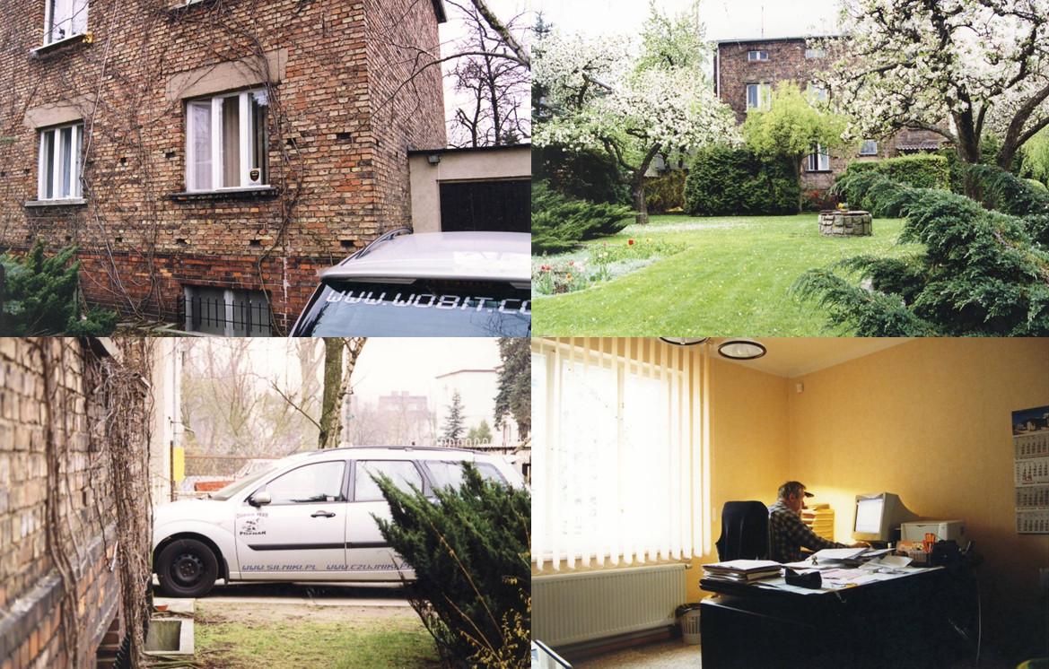 Rozwój firmy spowodował przeniesienie do nowej siedziby na ulicy Gruszkowej 4 w Poznaniu