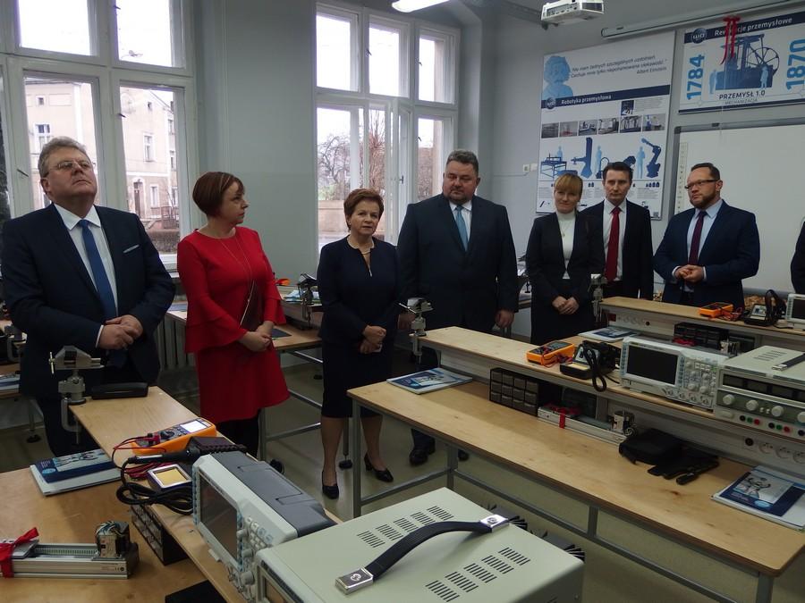 Firma WObit objęła patronatem Technikum w zawodzie: technik mechatronik w Pniewach