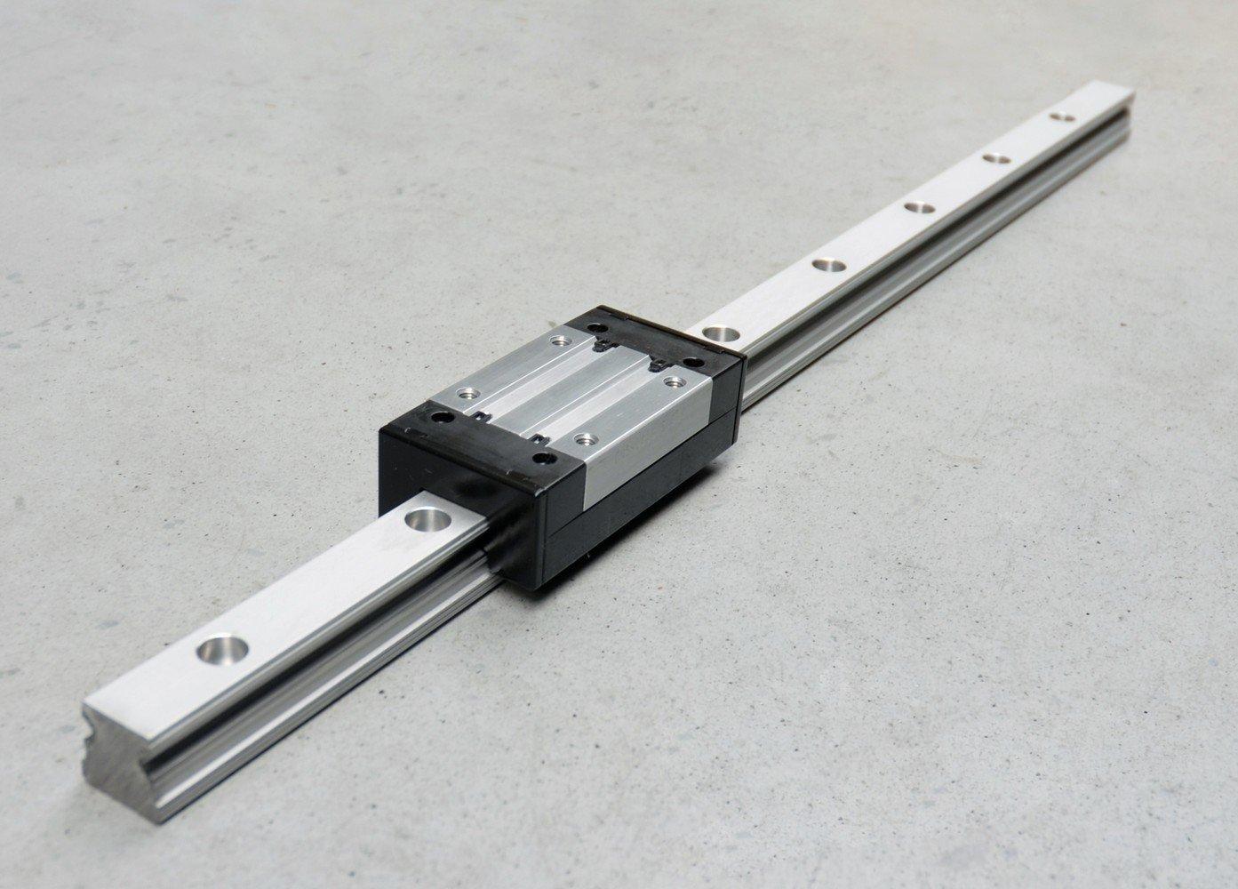 Prowadnice liniowe aluminiowe