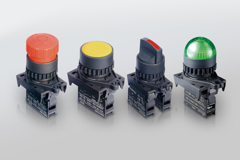 Przyciski/przełączniki przemysłowe
