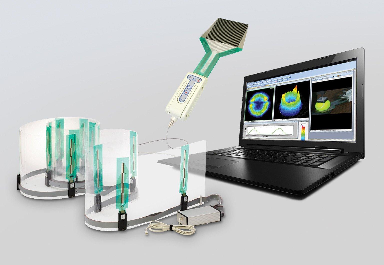 Systemy pomiaru rozkładu sił iciśnienia