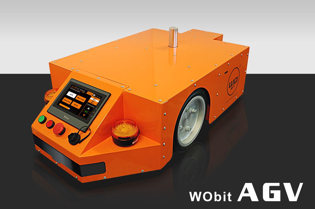 Wprowadzenie do oferty robotów MOBOT® AGV