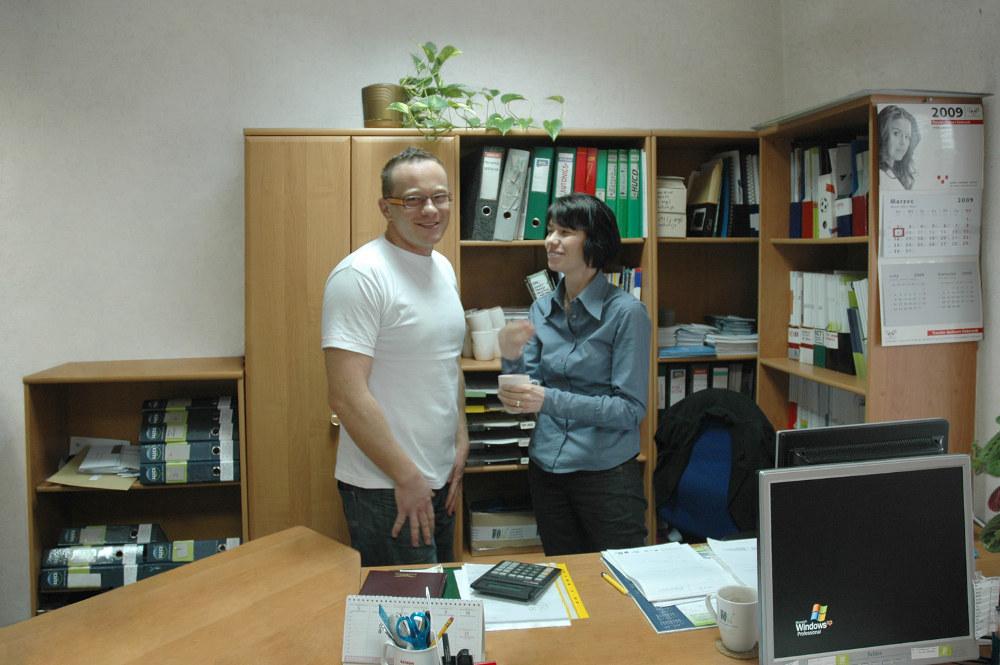 Zespół rośnie w siłę również w oddziale w Poznaniu. Rozwija się Dział Obsługi Klienta.