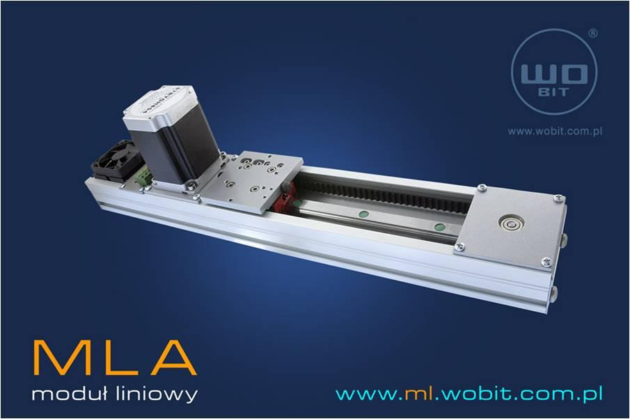 W 2009 roku powstał innowacyjny produkt, który stanowi bazę dla zupełnie nowej linii produktów i rozwiązań mechatronicznych.