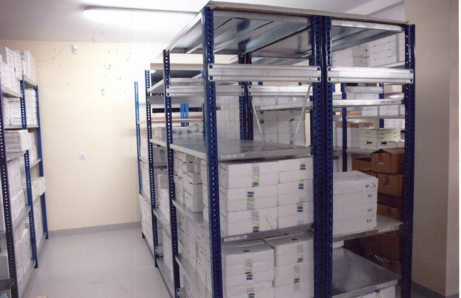 Do Podpniewek przeniesiony został magazyn, w którym przybyło dużo przestrzeni, wpłynęło to również na poprawę organizacji pracy i wysyłek, a także zwiększenie dostępności produktów dla naszych klientów.