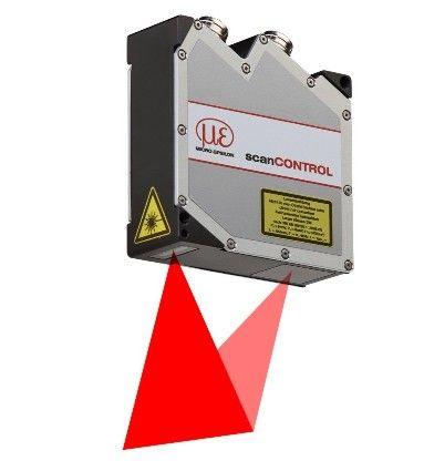 Skaner laserowy scanCONTROL 2900-25