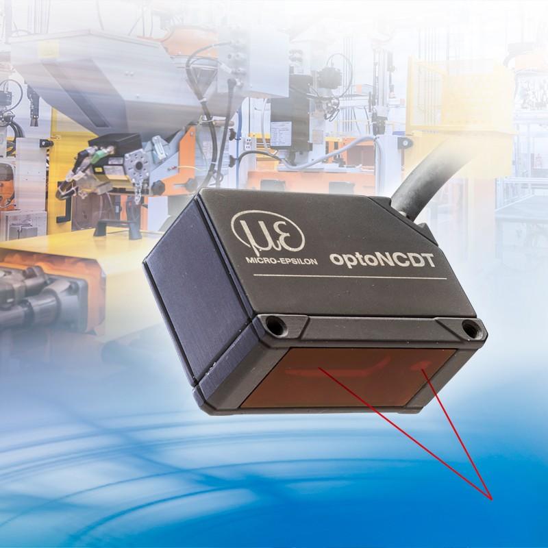 optoNCDT 1220 – Nowy standard dla automatyki przemysłowej